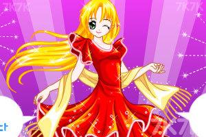 《芭蕾公主换装》游戏画面1