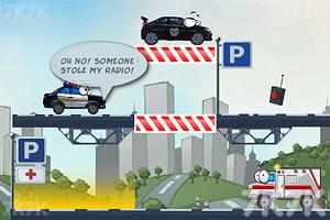 《奇趣撞车3》游戏画面2