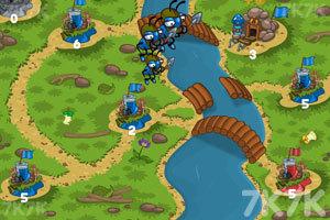 《蚂蚁部落之战》游戏画面3