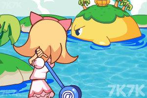 《美少女打蛋》游戏画面2