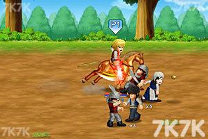 《英雄大作战V0.7终极无敌版》游戏画面10