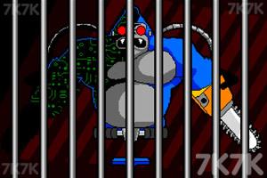 《电锯金刚》游戏画面6
