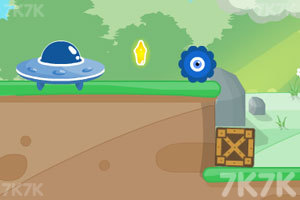 《外星人寻船冒险》游戏画面4