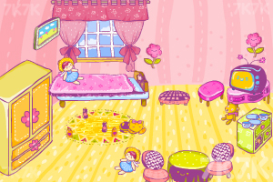 《可爱房间摆设》游戏画面4
