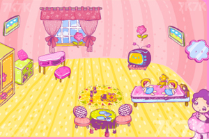 《可爱房间摆设》游戏画面5