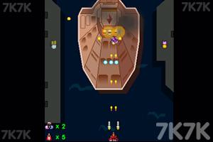 《雷电战机X》游戏画面4