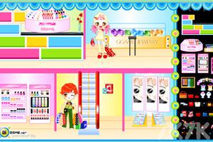 《布置商场》游戏画面3