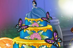 《童话仙女蛋糕》游戏画面1