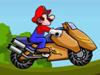 超级玛丽之摩托车赛