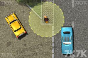 《小镇出租车》游戏画面3