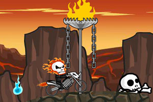 《地狱特技摩托》游戏画面1