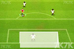 《欧洲冠军联赛》游戏画面2