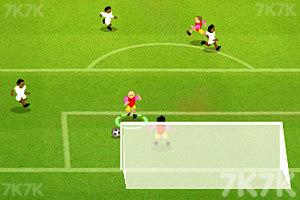 《欧洲冠军联赛》游戏画面1