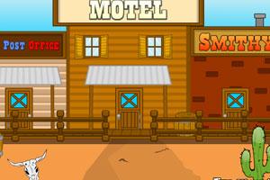 《神奇逃脱之幽灵镇》游戏画面1