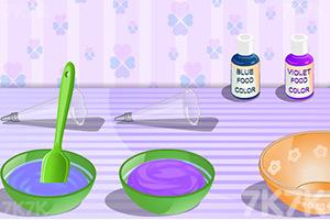 《复活节七彩蛋糕》截图1