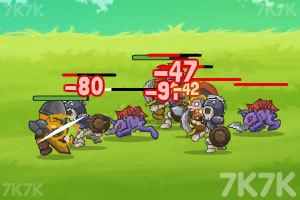 《骑士神话》游戏画面7