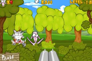 《拔羊毛》游戏画面1
