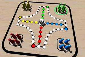 《迷你飞行棋》游戏画面1