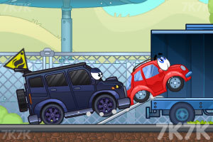 《小汽车总动员3》游戏画面4
