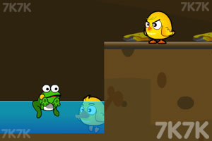 《鸡鸭矿工》游戏画面3