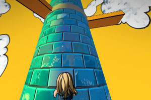 《饭桶跑酷》游戏画面1