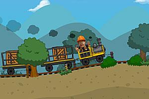 光头强开运煤车