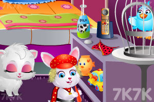 《可爱宝贝宠物派对》游戏画面8