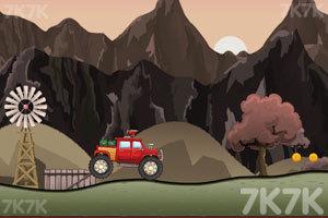 《汽车飞越》游戏画面2