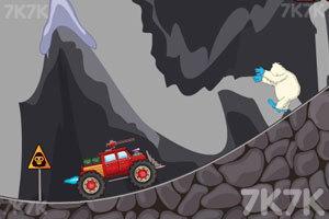 《汽车飞越》游戏画面3