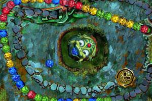 《祖玛豪华版》游戏画面1