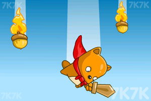 《剑圣小猫战恶魔》游戏画面6