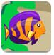 深海小魚成長