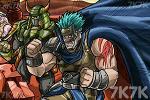 《进击的战士》游戏画面4