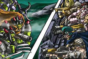 《进击的战士》游戏画面2