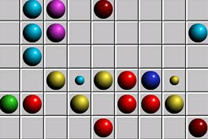 《五子球》游戏画面1