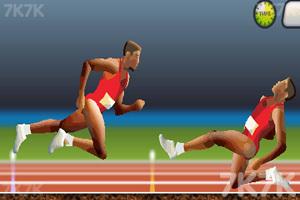 《QWOP百米赛跑双人版》截图2