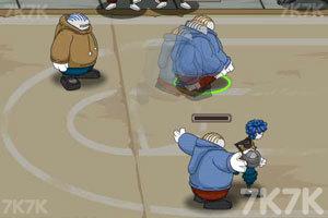 《街头暴扣无敌版》游戏画面5