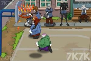 《街头暴扣无敌版》游戏画面4