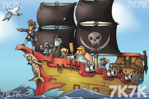 《海上生死战2无敌版》游戏画面4