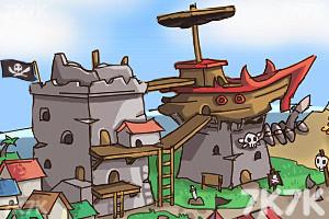 《海上生死战2无敌版》游戏画面1