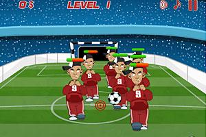 《愤怒的球迷》游戏画面1