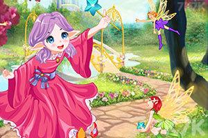 《春天美精灵》游戏画面1