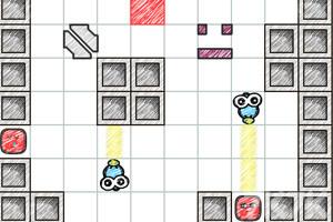 《蛋蛋的光线》游戏画面3