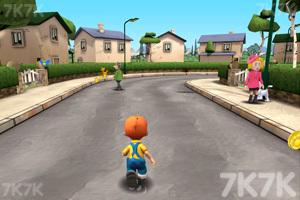 《小孩快跑电脑版》游戏画面2