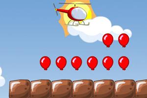 《直升机和UFO2》游戏画面1