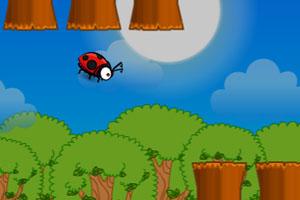 《飞扬的瓢虫》游戏画面1