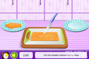 《送给爸爸的玉米饼》游戏画面1