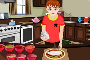 《玉米薄饼》游戏画面1