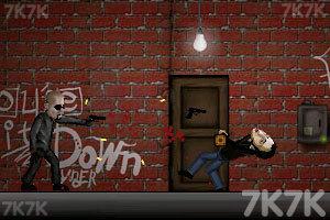 《黑客帝国大乱斗》游戏画面3