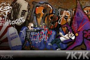 《黑客帝国大乱斗》游戏画面5